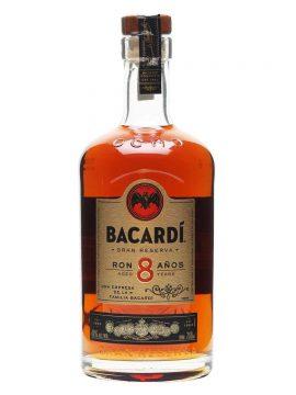 Bacardi Superior Carta Ocho 8