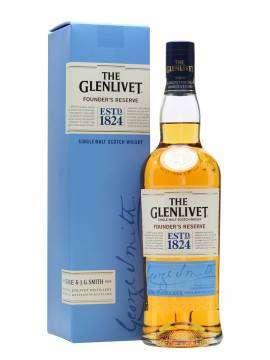 Glenlivet 1824 Xanh