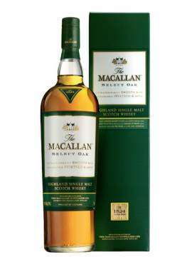 Macallan 1824 Select Oak