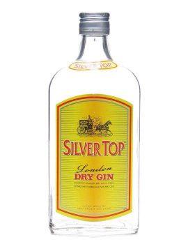 Silver Top Gin 700ml