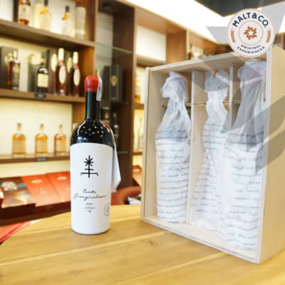 Rượu vang biếu Tết - vang bá tước Conte Giangirolamo